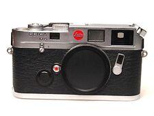 Leica M6 0.72 Silver 10414