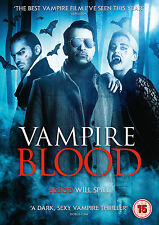 Vampire Blood (DVD) (NEW AND SEALED)