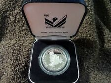 1986 South Australian Jubilee $10 State Series - Silver Commemorative Coin