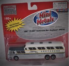 HO Scale Classic Metal Works GMC PD-4501 Scenicruiser Bus - Greyhound - Special