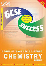 GCSE Chemistry Success Guide by Letts Educational (Paperback, 2001)