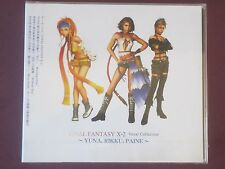 New All 3 Final Fantasy X-2 Vocal Collection Yuna Rikku Paine Anime CD Album X2