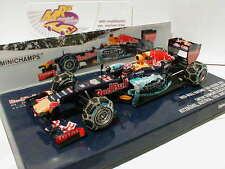 Minichamps 410169933 # red bull rb7 Max verstappen # snow demonstart. 1:43