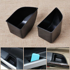 2Pcs Front Door Armrest Storage Box Container Holder For Honda Accord 2008-2012