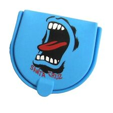 Cartera/Wallet - SANTA CRUZ - SCREAMING HAND STASH WALLET - AZUL/BLUE - MONEDERO