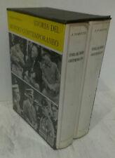 Jacques Pirenne - STORIA DEL MONDO CONTEMPORANEO. 2 VOLUMI - 1958 -1° Ed.Sansoni
