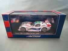 DV5267 ACTION PANOZ GTR-1 TEAM DPR #55 LE MANS 1997 Ref AC4 978955 1/43 NB