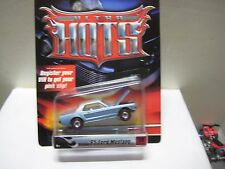 HOT WHEELS 2008 ULTRA HOTS SERIES W/ REAL RIDERS '65 FORD MUSTANG