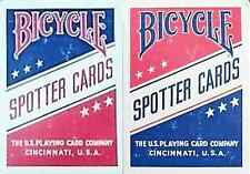 Bicycle WW II Spotter Playing Cards 2 Deck Set - Limited Editions – SEALED