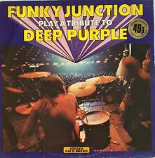 FUNKY JUNCTION PLAY A TRIBUTE TO DEEP PURPLE LP STEREO GOLD AWARD ORIGINAL PRESS