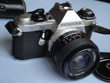 Vintage Collectable Pentax ME Super 35mm SLR Film Camera with Chinon 50 mm lens