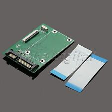 1.8 Inch ZIF CE Driver SSD HDD to SATA Serial 7+15 22Pin Male Adapter Converter