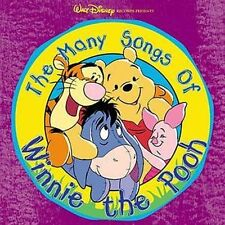Various Artists - Many Songs of Winnie the Pooh / Various [New CD] Germany - Imp