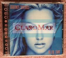 ☀️ In the Zone Britney Spears CD Toxic Me Against Music Madonna Everytime USA