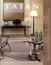 Catalogue Tajan Art Deco Design Collection d'un amateur 19 Novembre 2003 Arbus