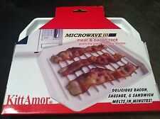 KittAmor Microwave Meat and Back Rack