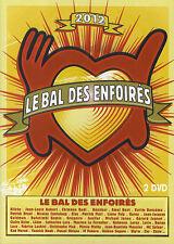Les Enfoirés 2012 : Le Bal des Enfoirés (2 DVD)