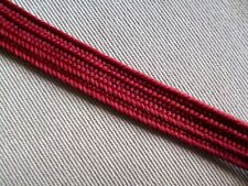 4 Meters burgandy color SILK TSUKA-ITO FOR JAPANESE  SWORD