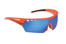 Brille SALICE Mod. 006 RW ORANGE Linse Rainbow Blu/GLASSES Salice 006RW ORANGE