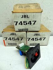 LOT OF 3 JBL 74547 / 2050A HIGH-END 2-WAY PASSIVE CROSSOVER TERMINAL