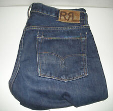 Polo Ralph Lauren RRL Japan Selvage Jeans 36x32