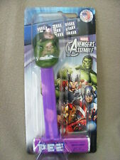 PEZ DISPENSER - MARVEL AVENGERS ASSEMBLE - THE HULK