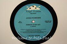 """Jocelyn Brown, Sombody Else's Guy (VG) LP 12"""""""