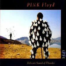PINK FLOYD Delicate Sound Of Thunder (Live) 2CD BRAND NEW 2016 Edition