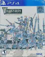 Valkyria Chronicles Remastered Limited Launch Edition Steelbook (Playstation 4)