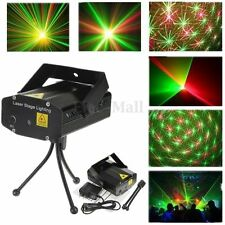 Mini R&V Laser Projecteur Light Stage Lumiere Eclairage Pour DJ Disco Fête KTV