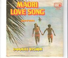 DOUBLE VISION - Maori love song