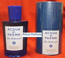 ACQUA DI PARMA BLU MEDITERRANEO MANDORLO DI SICILIA EDT NATURAL SPRAY - 150 ml