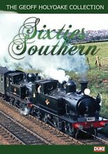 The Geoff Holyoake Collection - Sixties Southern New DVD Steam Engines Railways
