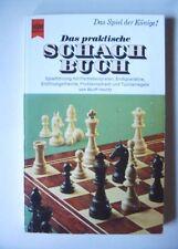Schach - Das praktische Schachbuch, Wulff Heintz, Heyne Taschenbuch 1978