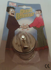 Practical Joke Prank laughs Surprising WIND UP No batteries Needed Hand BUZZER