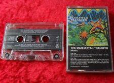 MC The Manhattan Transfer - Brasil - Musikkassette Cassette