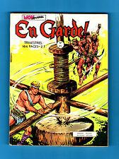 ► EN GARDE  N°45 - KOLOS LE BUFFLE SACRE  - 1974  - MON JOURNAL - TBE