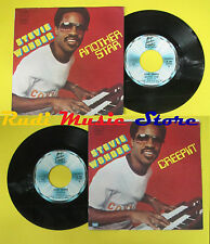 LP 45 7'' STEVIE WONDER Another star Creepin 1977 italy MOTOWN(*) no cd mc dvd