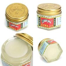 New 15g White Tiger Balm Wanjin Active Cream Pain Analgesic Active Oil Ointment