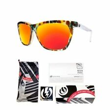 NEW Electric Visual Watts  Fire Havana  Mens Square Sunglasses Msrp$110