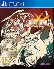Guilty Gear XRD-revelador - (PS4)
