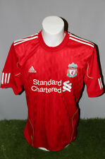 Liverpool Football Shirt Adult XL Home Adidas 10/12 Soccer Jersey Camesita Kit