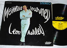 LEON ASHLEY: MENTAL JOURNEY (PRIVATE PRESS COUNTRY ROCKABILLY LP)