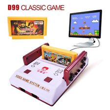 Video Game Console Player + 400 Games Play Card + 2 Joystick and TV game player