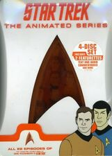 Star Trek: The Animated Series [4 Discs] (DVD Used Very Good)