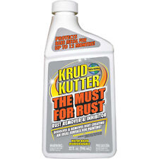 Krud Kutter MF326 The Must for Rust - Rust Remover & Inhibitor - 32oz. Bottle