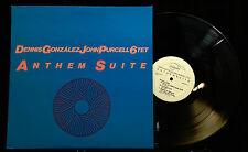 Dennis Gonzalez/John Purcell 6Tet-Anthem Suite-Daagnim 11-EIGHTIES JAZZ