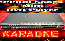New English Tagalog 99000  karaoke Songs MIDI DVD player Multi zone