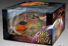War Of The Worlds 1953 War Machines Attack 1/144 Scale Pre-Built Diorama 18WPH07
