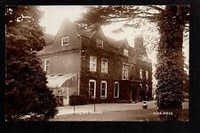 Drayton House near Kettering - real photographic postcard